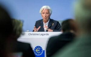 Lagarde, urgente far partire il Recovery e ripresa nel 2° trimestre