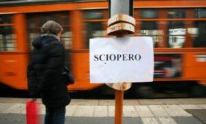 Scioperi in tutta Italia. Disagi per tutti coloro che devono spostarsi coi mezzi