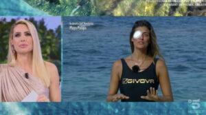 Isoardi e Giorgi: nuovi abbandoni all'Isola dei Famosi. Continuano gli infortuni
